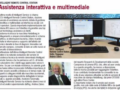 Assistenza interattiva e multimediale