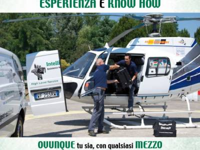 Rapidità d'intervento, esperienza e know-how