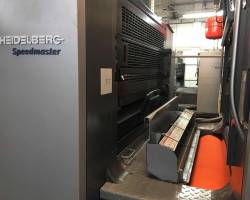 INSTALLAZIONE UV LED PRINTABLED SU HEIDELBERG SM102-10P (PD)
