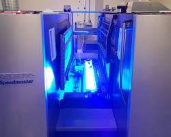 INSTALLAZIONE UV LED PRINTABLED SU HEIDELBERG XL105-5+L (BG)