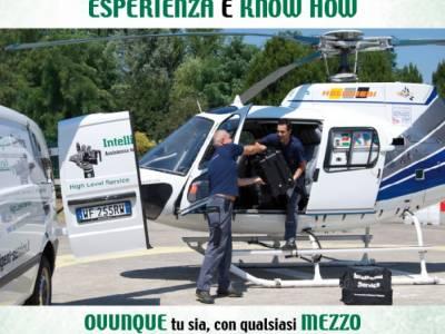 Rapidità d'intervento, esperienza e know-how